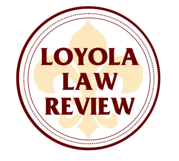 Loyola Law Review